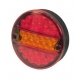 0021.3716-01LED Фонарь задний 24в с проводом   ТехАвтоСвет